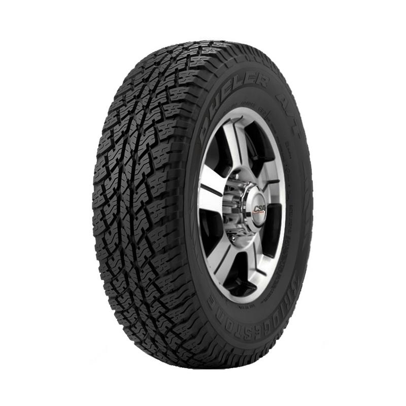 Llanta 255/70 R16 111T Bridgestone Dueler AT693 Todo terreno