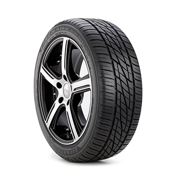 Llanta 225/40 R18 92W. Firestone. Firehawk Wide Oval AS