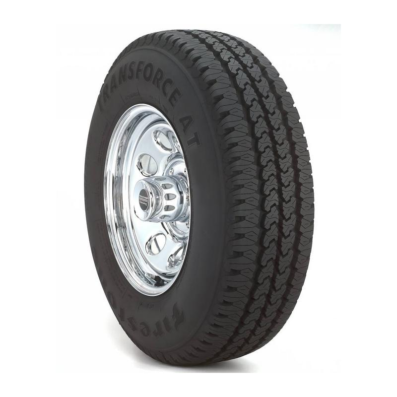 Llanta 235/80 R17 120R. Firestone Transforce AT Todo terreno