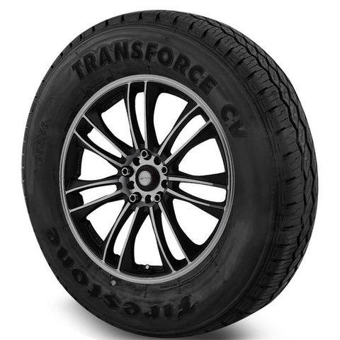 Llanta 195 R15 106/104R. Firestone Transforce CV. Para carga