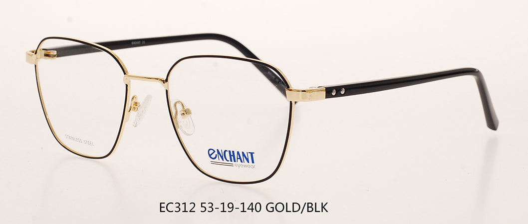 Enchant EC312 GLD/BLK