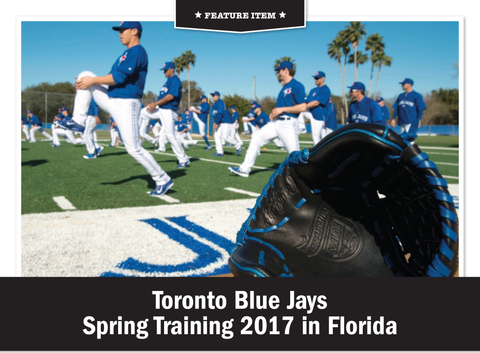 Toronto Blue Jays Spring Training in Florida