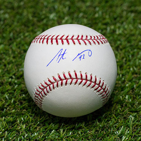 Anthony Gose Autographed MLB Official Major League Baseball - Detroit Tigers