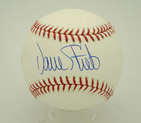 Dave Stieb Autographed MLB Official Major League Baseball - Toronto Blue Jays
