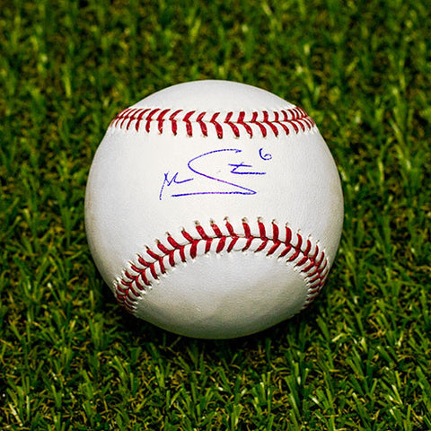 Marcus Stroman Autographed MLB Official Major League Baseball - Blue Jays