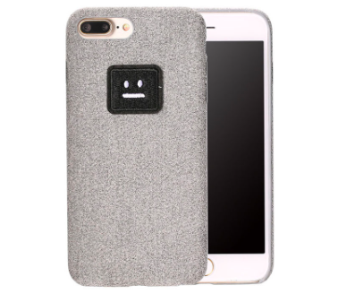 Fuzzy Phone Cases For iPhone 7 / Plus