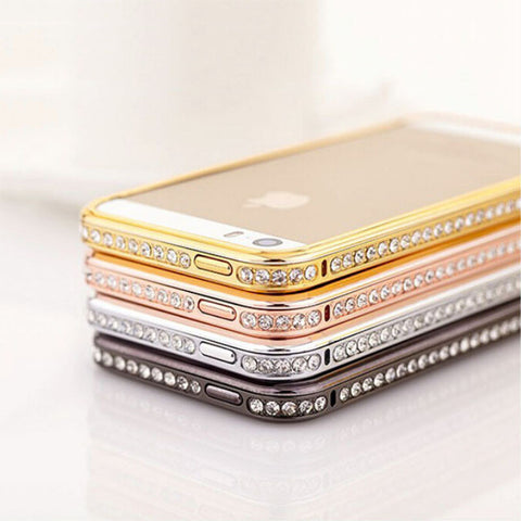 Diamond Cover for iPhone 5 Models