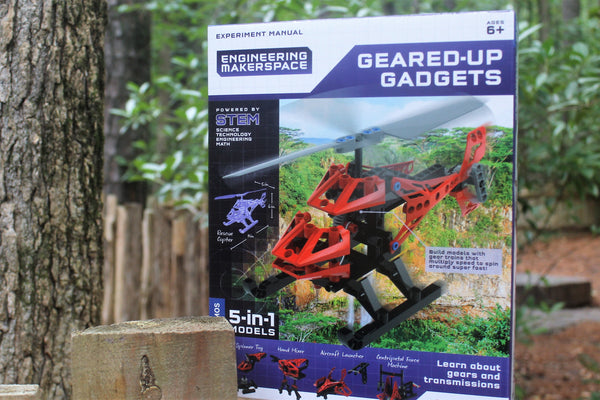 Geared-Up Gadgets Kit