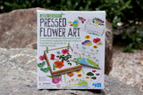 Pressed Flower Art Kit