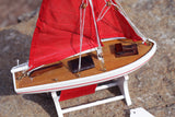 Model Sailboat (Small)