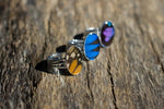 Adjustable Butterfly Ring