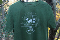 I Dig Science T-shirt (youth + adult)