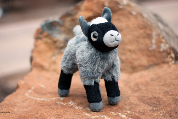 Mini Goat Plush