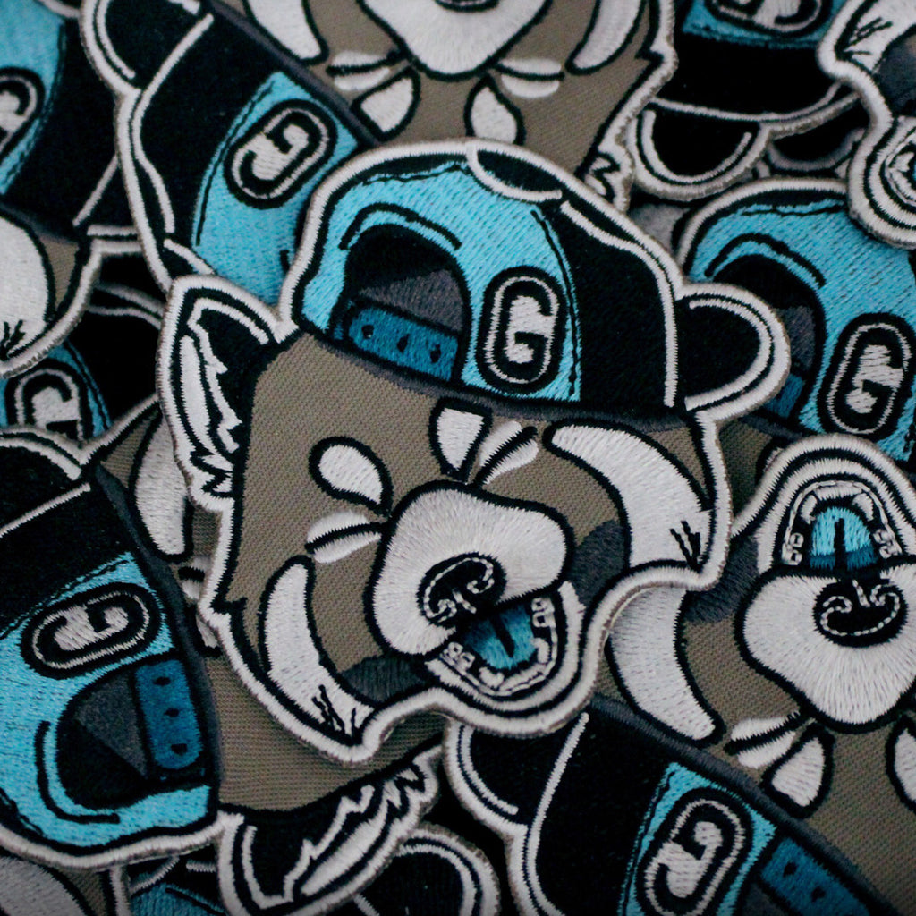 GOKSisDEAD Red Panda Patch