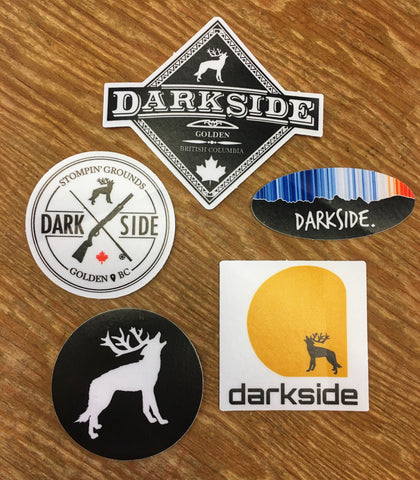 Darkside Sticker Pack