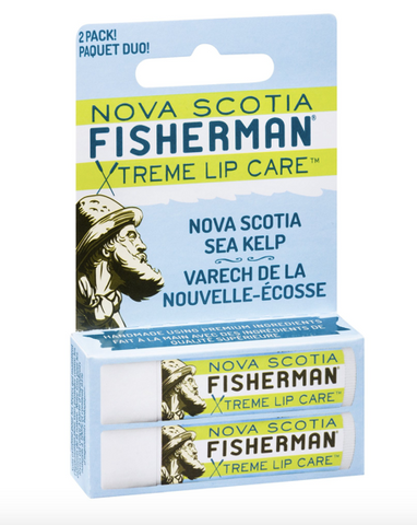 Nova Scotia Fisherman LipBalm (Double Pack)