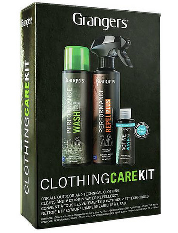 Grangers Clothing Care Kit
