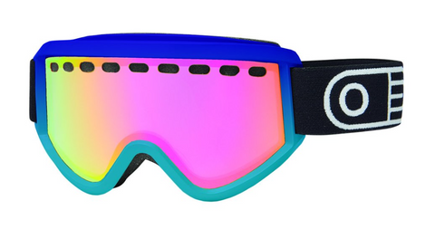 Airblaster Pill Air Goggle / Purple Turquoise