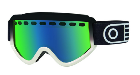 Airblaster Pill Air Goggle / Black White Gloss