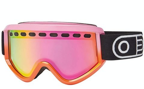 Airblaster Air Pill Goggle / Pink Orange