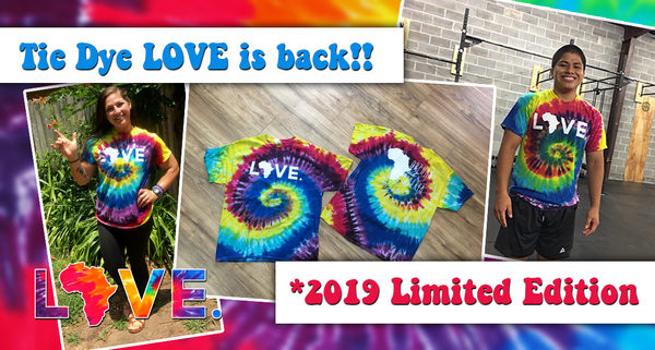 2019 Adult Tie-Dyed LOVE. - Carnival