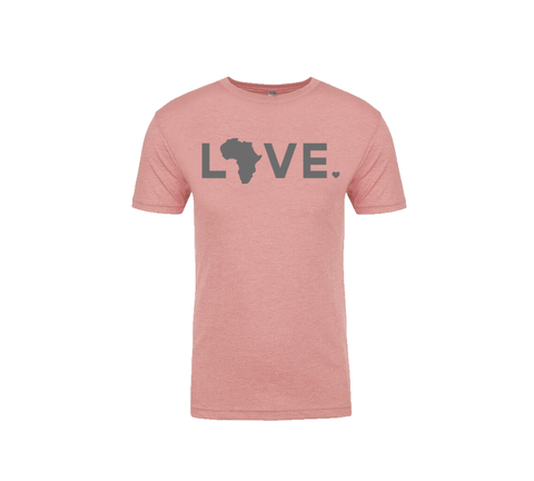 2019 Mother's Day - Adult Tee Desert Pink & Gray