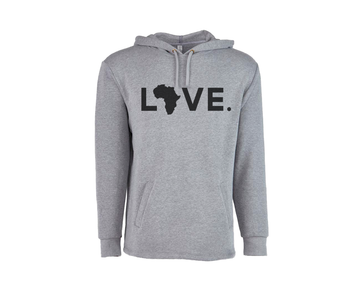 Adult Hoody Gray