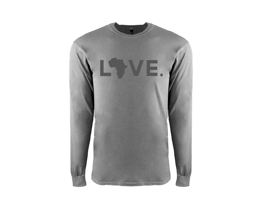 Adult Long Sleeve Lead Tee