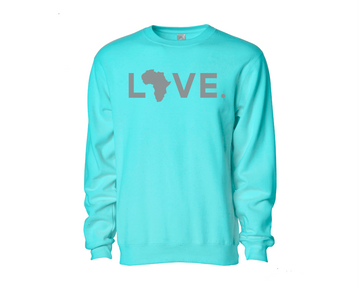 Adult Crew Sweatshirt Mint