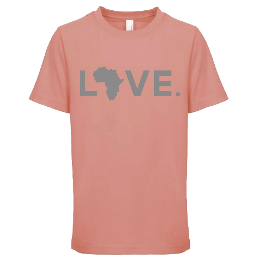 Youth Tee Desert Pink