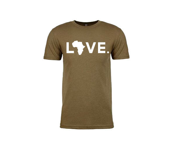 Adult Tee Military Green