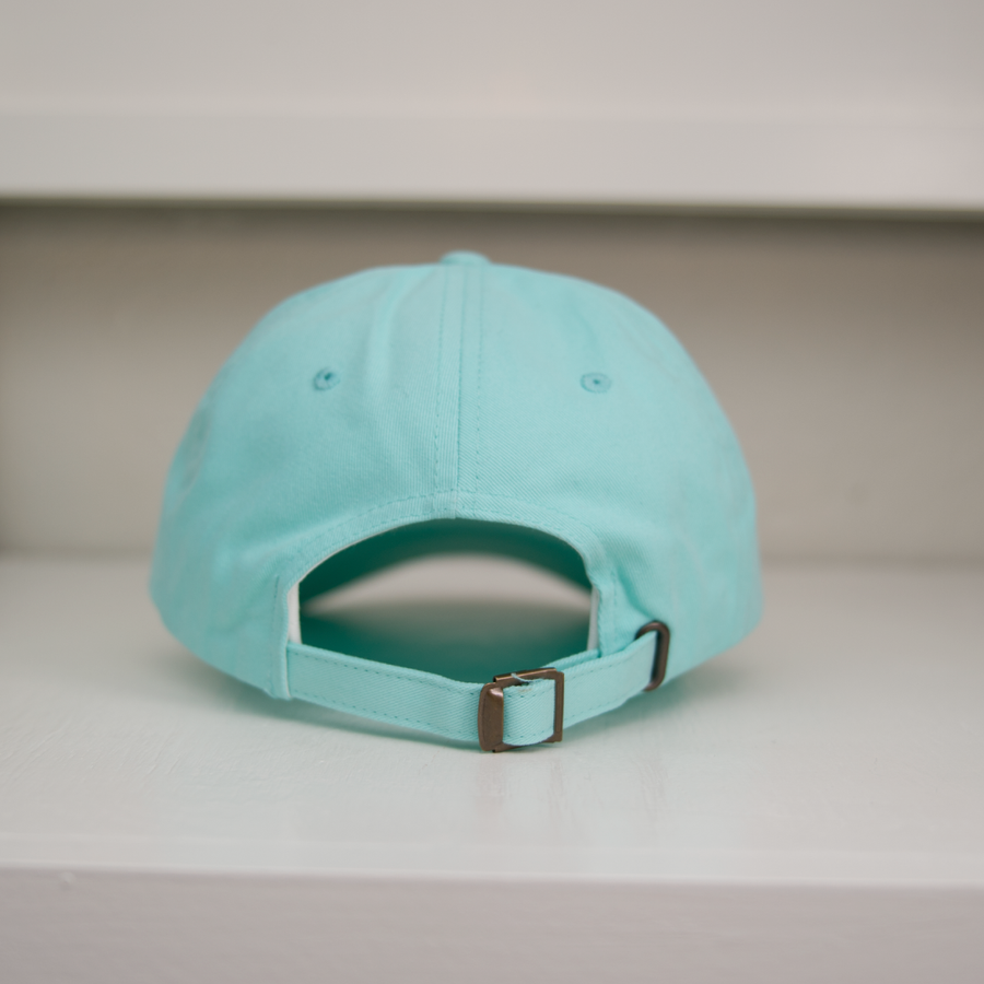 Hat - Relaxed Cotton Twill- Mint