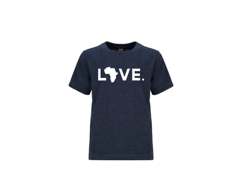 Youth Tee Navy