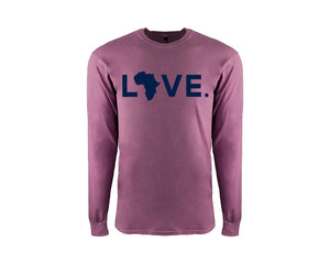 Adult Shiraz Long Sleeve