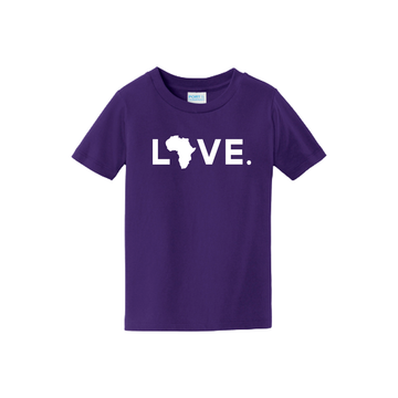 Toddler Tee Purple