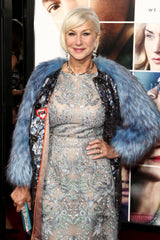Helen Mirren-Pelush Luxury Faux Fur