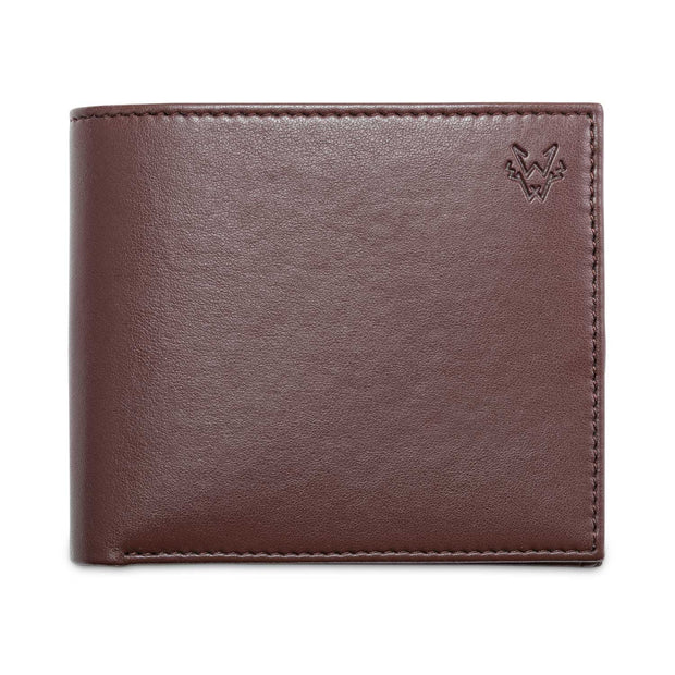 2.5 Billfold Coin Pocket Men's Wallet | Chestnut