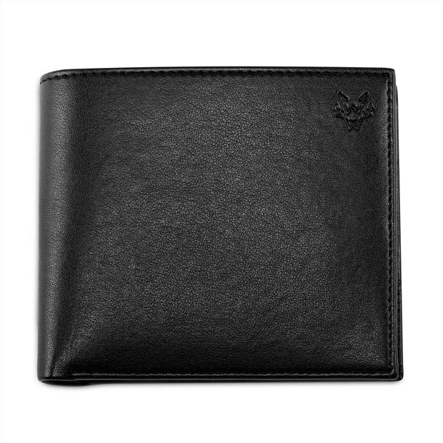 2.5 Billfold Coin Pocket Men's Wallet | Black