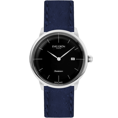 Planetarium Silver Night | Navy-Watch-Evig Grön-allTRUEist