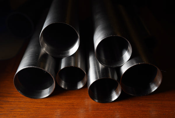 Titanium Tubes - Standard Lengths - Super Precision Concepts solvent trap
