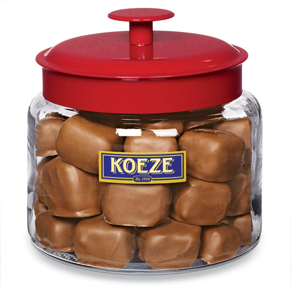 Koeze's Milk Chocolate Seafoam (22 oz. Canister) #46024