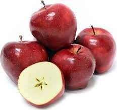 Fruit- Red Delicious Apples (~20 LBS)