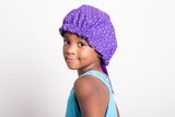 Satin Bonnet- Big Kids Size