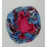 Satin Bonnet-Adult Medium