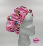 Satin Bonnet- Toddler Size