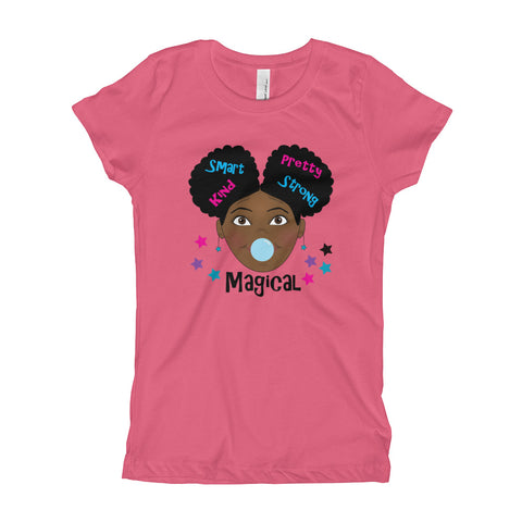 Black Girl Magic T-Shirt for Girls
