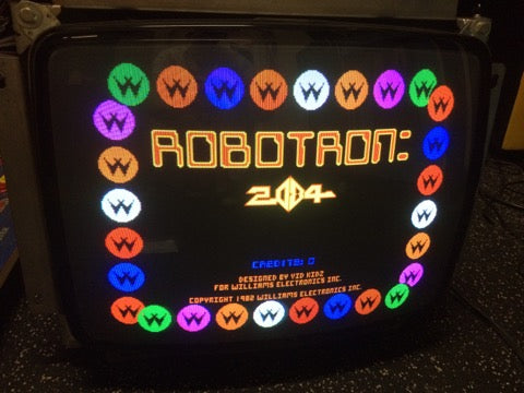 """Barn Find"" Robotron Arcade Restoration"
