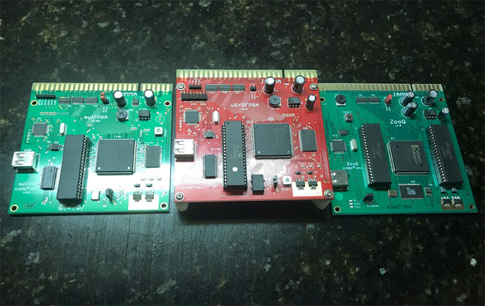 To FPGA or Not FPGA... The Arcade PCB Restoration & Preservation Question