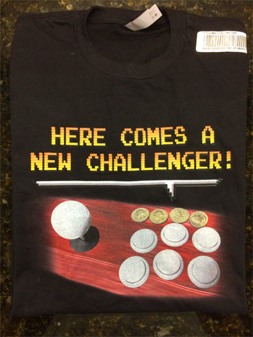 retro video game t-shirt