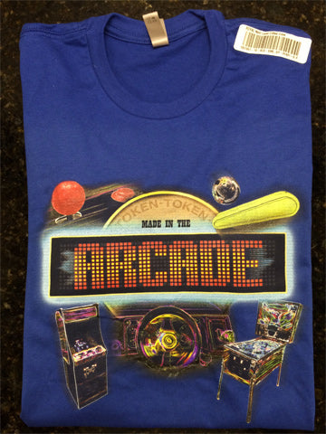 video game t-shirt